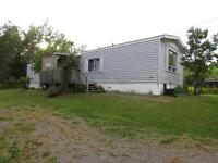 Mobile Home on Lot