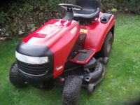wanted ride on lawn mower for parts
