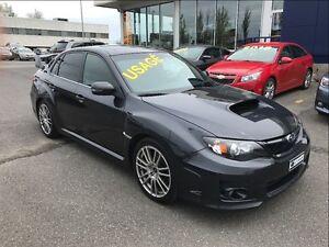 2011 Subaru WRX STi Sport-tech