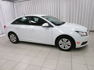 2014 Chevrolet Cruze COME SEE WHY THIS CAR IS PERFECT FOR YOU!!
