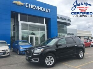 2016 GMC Acadia SLE1 AWD BLUETOOTH ALLOYS JUST OFF-LEASE!!!