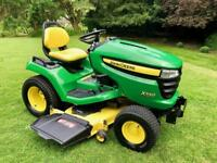 "John Deere X540 Ride On Mower - 48"" Deck - Lawnmower - countax/Kubota/Westwood"