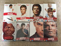 Dexter DVD box sets 1-8. All episodes, all series. £20 for all