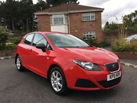 2011 SEAT IBIZA S 1.2 TDI ** ONLY 40,000 MILES ** FULL SERVICE HISTORY ** ALL CARDS ACCEPTED