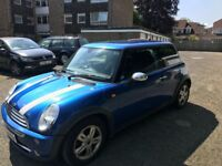 MINI One 1.6. FSH, recently serviced and MOT