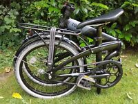 TERN Link Uno Folding Bike like Dahon or Brompton