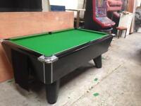 Pool table supreme winner