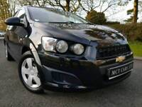 Aug 2012 Chevrolet Aveo 1.2 S 5 Door, Only 22,000 MILES! AS NEW! CHEAP INSURANCE! FINANCE/WARRANTY