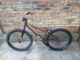 Custom built MTB with extras!