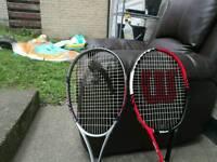Racket wilson