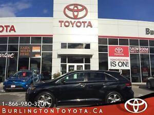 2013 Toyota Venza LIMITED WARRANTY