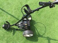 Motocaddy Series 3 Electric Golf Trolly
