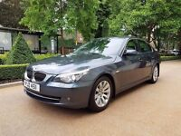 2009 Bmw 530d Se Business Edition Diesel Automatic, Hpi Clear 1 Owner Fsh