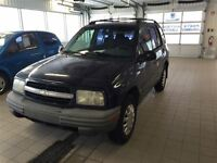 2001 Chevrolet Tracker 4WD + AUTOMATIQUE + AIR CLIMATISE +