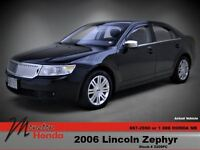 2006 Lincoln Zephyr -
