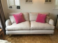 Sofas and stuff Alwinton sofa x2 1 year old
