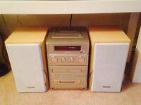 Panasonic SA-PM30MD stereo system
