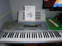 Casio CTK691 keyboard