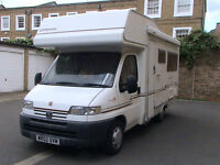 CAMPERVAN Compass Avantgarde 400 FOR SALE