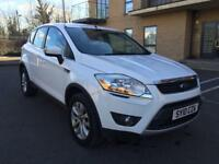 FORD KUGA 2.0 TDCi TITANIUM ** FULL SERVICE HISTORY ** HALF LEATHER