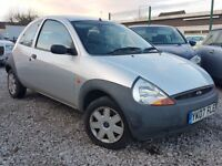 2007 07 REG FORD KA 1.3 - LONG MOT - FULL SERVICE HISTORY - PX WELCOME
