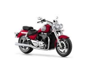 2016 Triumph Thunderbird Commander Black Friday Special