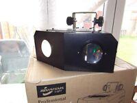"Boogie ""Dual Lens-Effect Flower"" Disco light for sale"
