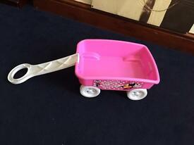 Baby toys - doll pram and carriage