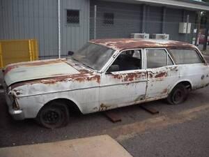 wrecking xy Ford Falcon wagon Berrimah Darwin City Preview
