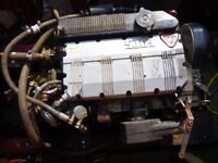 Lombardini 4 cylinder inboard boat engine