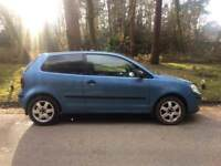 2006 Volkswagen Polo 1,2 litre 3dr SPARES/REPAIRS