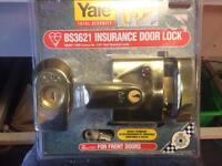 Bs3621 Insurance Yale door lock