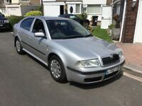 Skoda Octavia 1.9 se turbo 2002 facelift model 5 door hatch similar to Volkswagen 12 months mot
