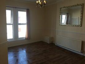 1 Bedroom part/furnished Top Floor Flat newly redocrated