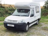 *RESERVED* Romahome Duo Outlook compact 2 berth hi-top campervan