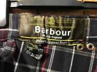 Vintage Barbour International m/ cycle suite