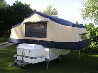 Conway Challenger Folding Camper / trailer tent 2002