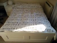 IKEA POANG, BRIMNES, LACK Bed, Mattress, Chairs, Coffee Tables, Chest of Drawers