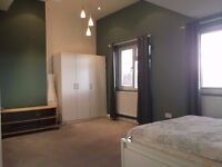Huge loft double bedroom with en suite is available in Morden near Wimbledon and sutton