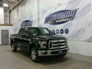 2016 Ford F-150 XLT SuperCab W/ 5 passenger Seating, Console