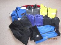 Cycling clothes selection