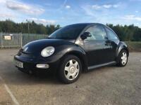 2001 Volkswagen Beetle 2.0 Petrol..