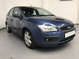 2006 FORD FOCUS 1.6 DIESEL TDCi Sport 5dr *** LONG MOT ***