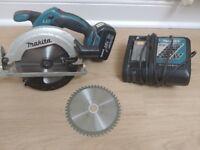 Makita 18v LTX circular saw!!!