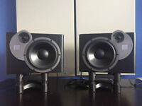 Acoustic Energy AE22 Active Monitors