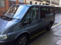 Ford toureno 9 seater swap for recovery truck