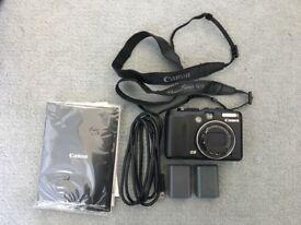 "Canon Powershot G9 (2008) ""Memory Card Error"" spares or repair needed"