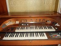 FREE - Farfisa Coronet organ