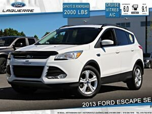 2013 Ford Escape SE**BLUETOOTH*CRUISE*2.0L*GR. ÉLECTRIQUE**