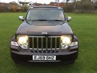 Jeep Cherokee CRD Limited FSH